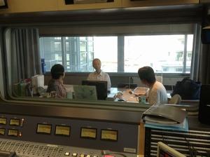 ラジオ関西出演