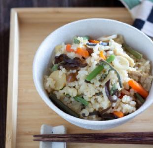 玄米もっちり赤飯