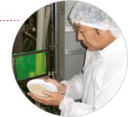匠が守る金芽米の質