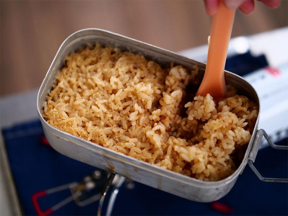 「生姜好きにおすすめ!W生姜の炊き込みご飯」作り方3画像